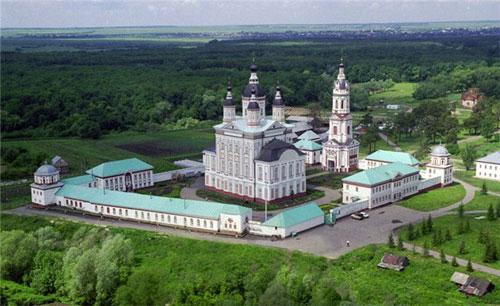Путешествуем по родине: Пензенская область