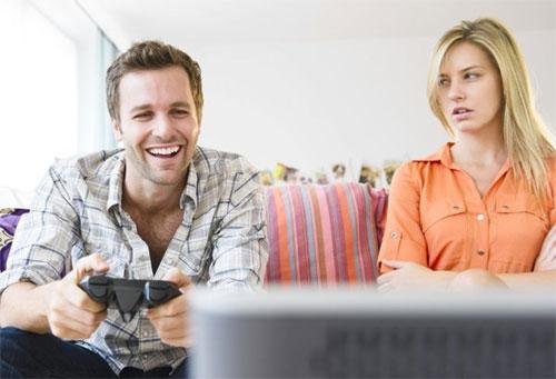 Компьютерные игры в отношениях
