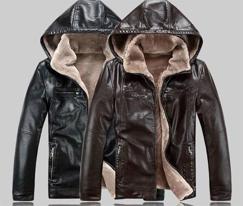 Как выбрать кожаную зимнюю куртку: главные советы