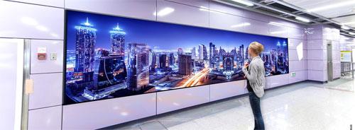 Светодиодные экраны для помещения - сферы использования и их назначение