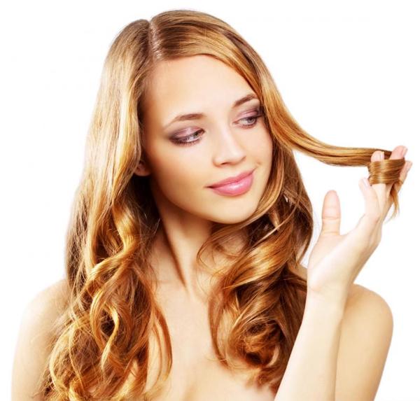 Уход за волосами весной - простые народные средства