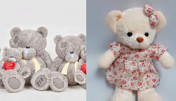 Мягкие игрушки для ваших детей