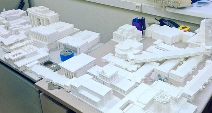 3D-печать, нано технологии на службе людям