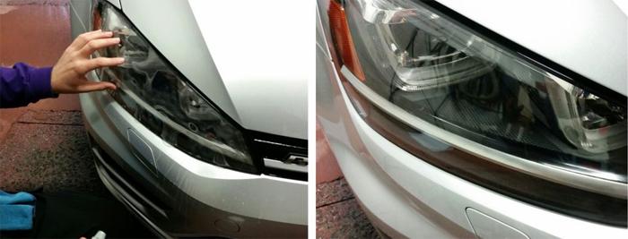 Зачем применять защитные пленки к фарам вашего автомобиля?